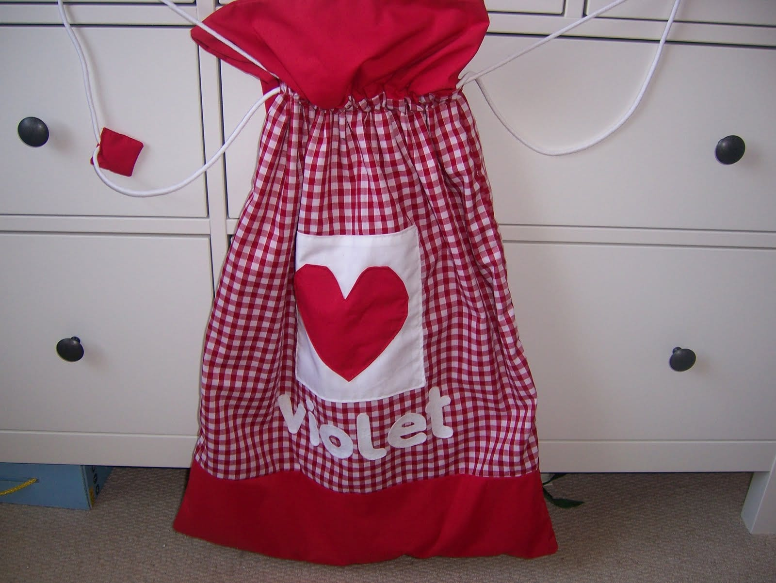 Personalised Toy Sack – Product Review