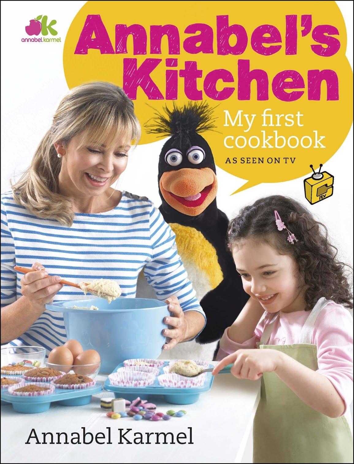 Book Review – Annabel Karmel – Annabel's Kitchen