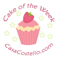 Cake of the week blog posts