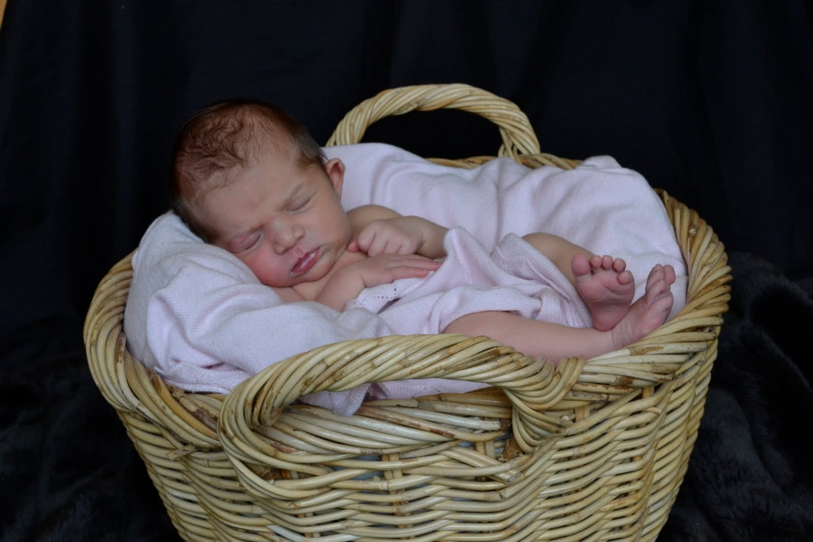 Newborn Baby Tara