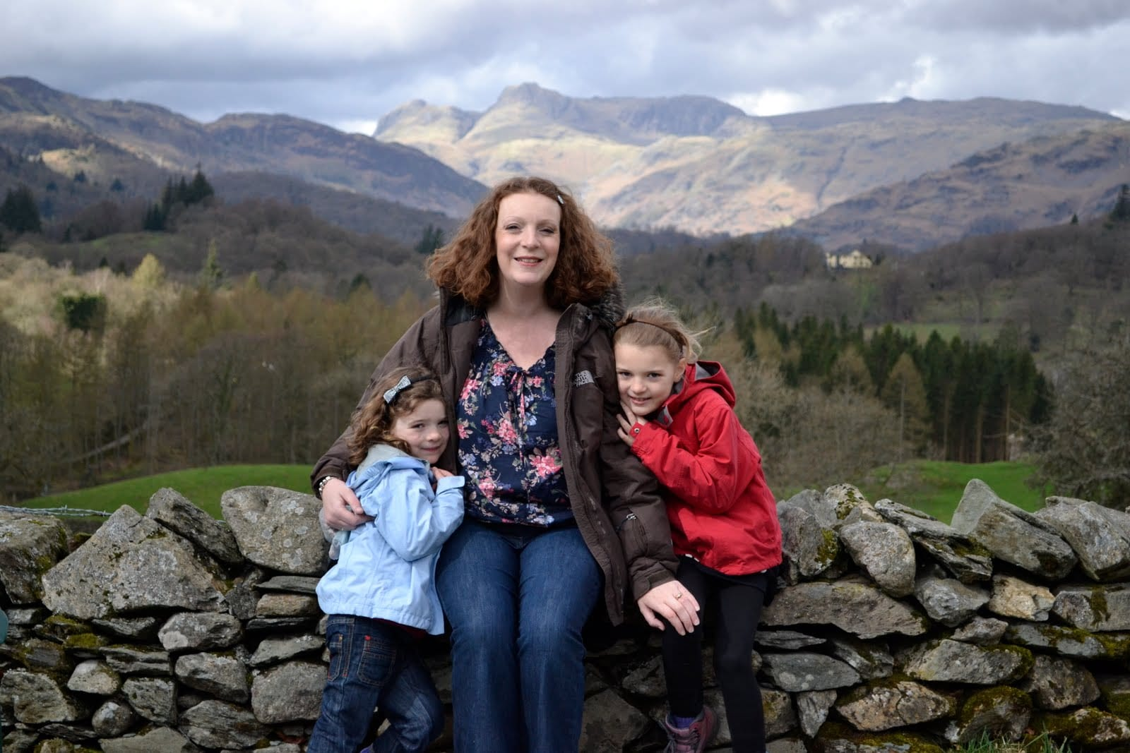 Family fun at Ambleside