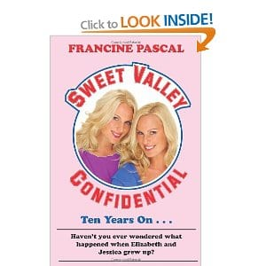 Book Review – Sweet Valley Confidential