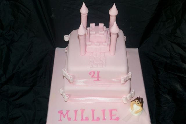 Princess Castle Cake – Cake of the Week