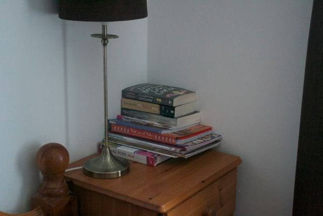 Books By My Bedside