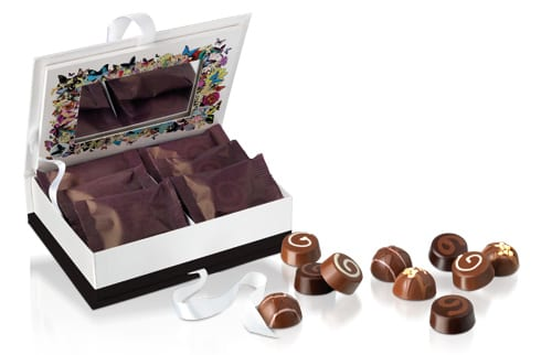Giveaway: Chocolate Jewellery Box worth £20 from Hotel Chocolat