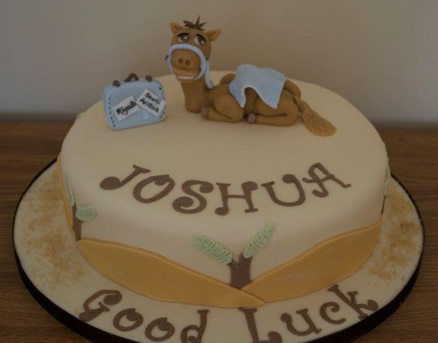 Camel Cake – Cake of the Week