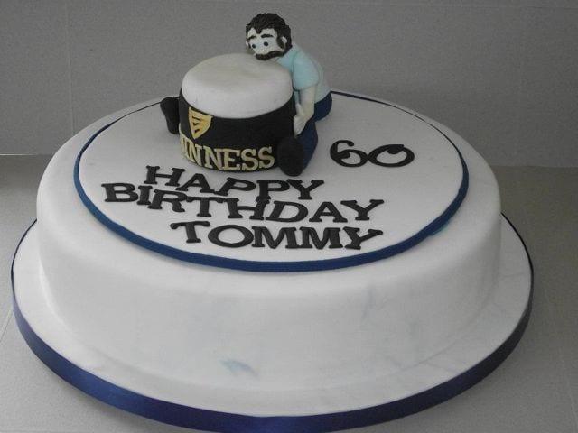 Pleasing Jackies 50Th Birthday Cake Guinness Casa Costello Birthday Cards Printable Benkemecafe Filternl
