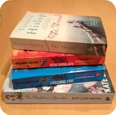 Summer Reading 2012 – The Trilogies and more