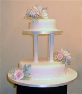 wedding cake tiers pillars when it goes wrong a cake maker s story casa costello 26269