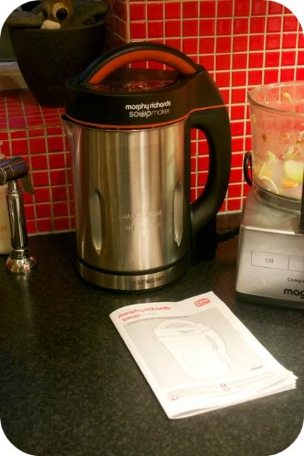 Morphy Richards Soup Maker Review: Perfect Last Minute Gift