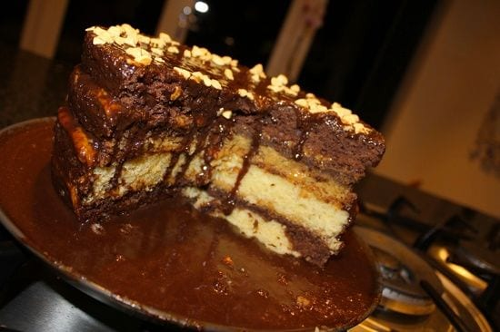 Toffee Shock Cake RoundUp: Cake-a-long 2
