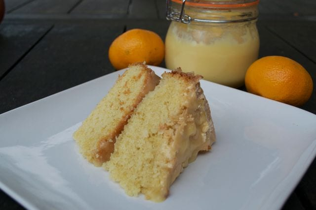 Homemade Orange Curd Recipe