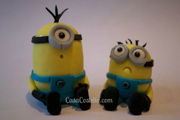 Creme Egg Minions – Despicable Me 2: Creme Egg Creatures