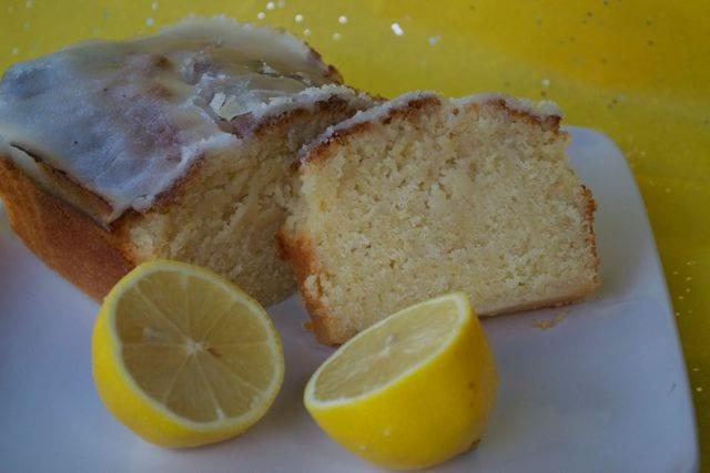 Crispy Lemon Cake – Clandestine Cakealong
