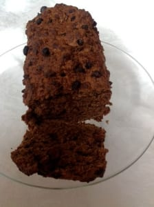 Katy Hough's Spiced Ale Cake