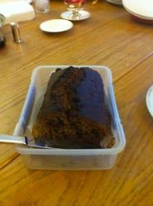 Cassandra Simpson's Spiced Ale Cake
