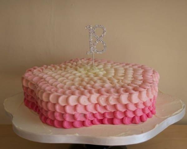 The whole Cake!