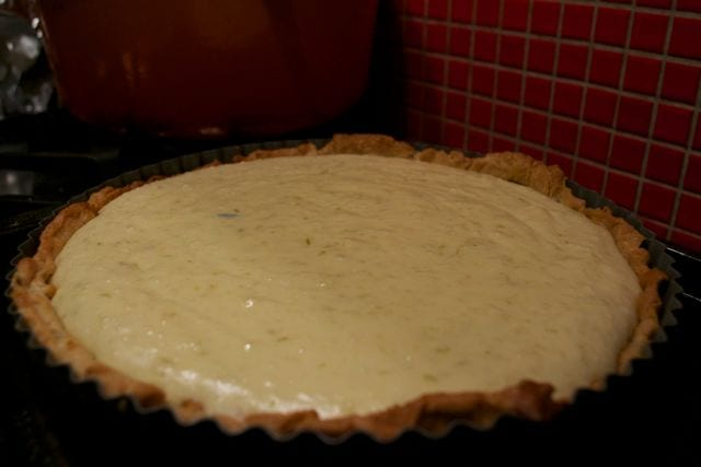 Key Lime Cheesecake Pie Recipe