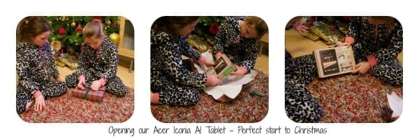 acer iconia tablet product review