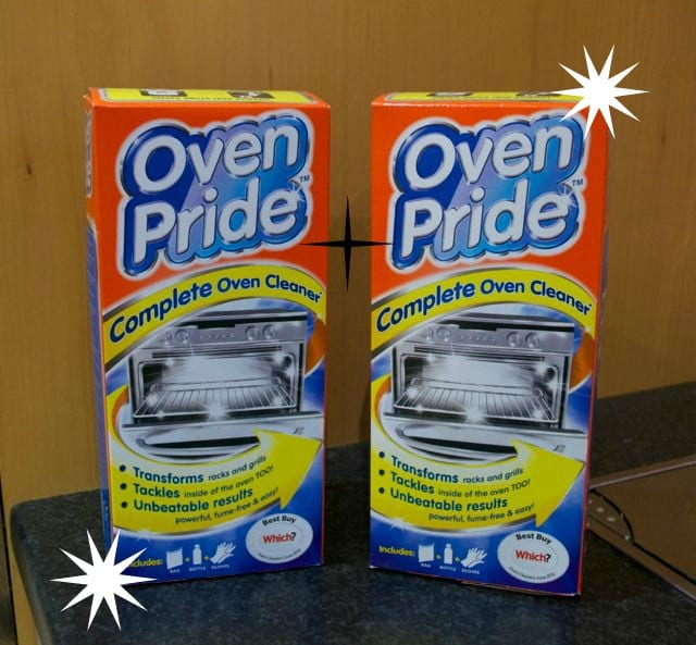 oven cleaning products