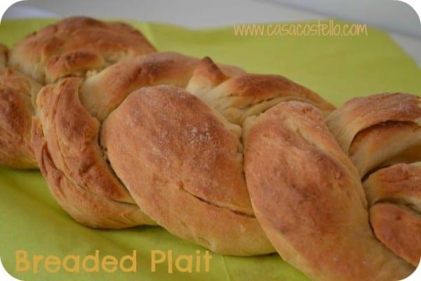 breaded plait