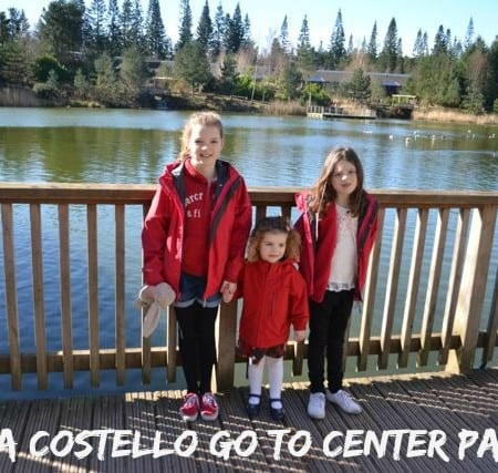 When Casa Costello visited Center Parcs, Whinfell