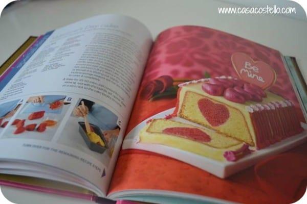 shapes inside cakes