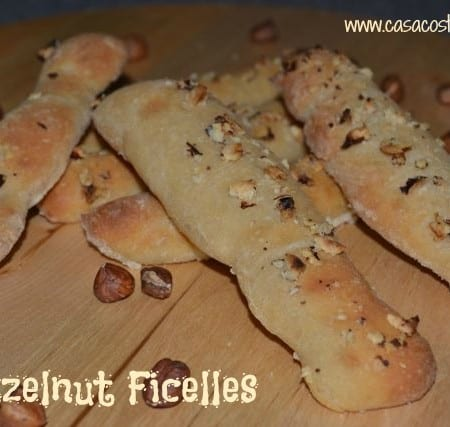 Hazelnut Ficelle – Bake of the Week