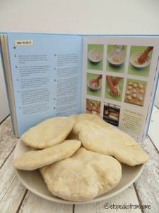 pitta bread recipe