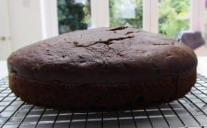 90 p chocolate cake