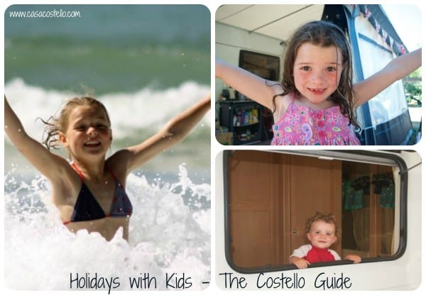 tips for self catering holidays