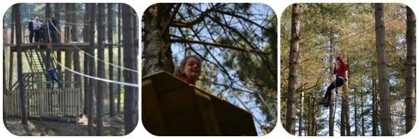 adventure outdoors children