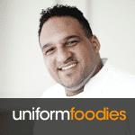 uniform foodies app