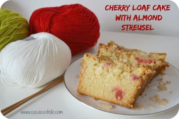 cherry loaf cake bake of the week