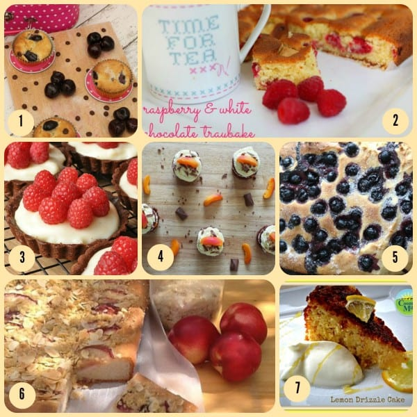 bakes of the week round up