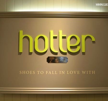 hotter comfort shoes