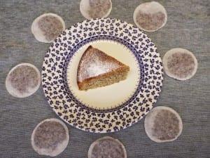 Earl grey cake bake of the week