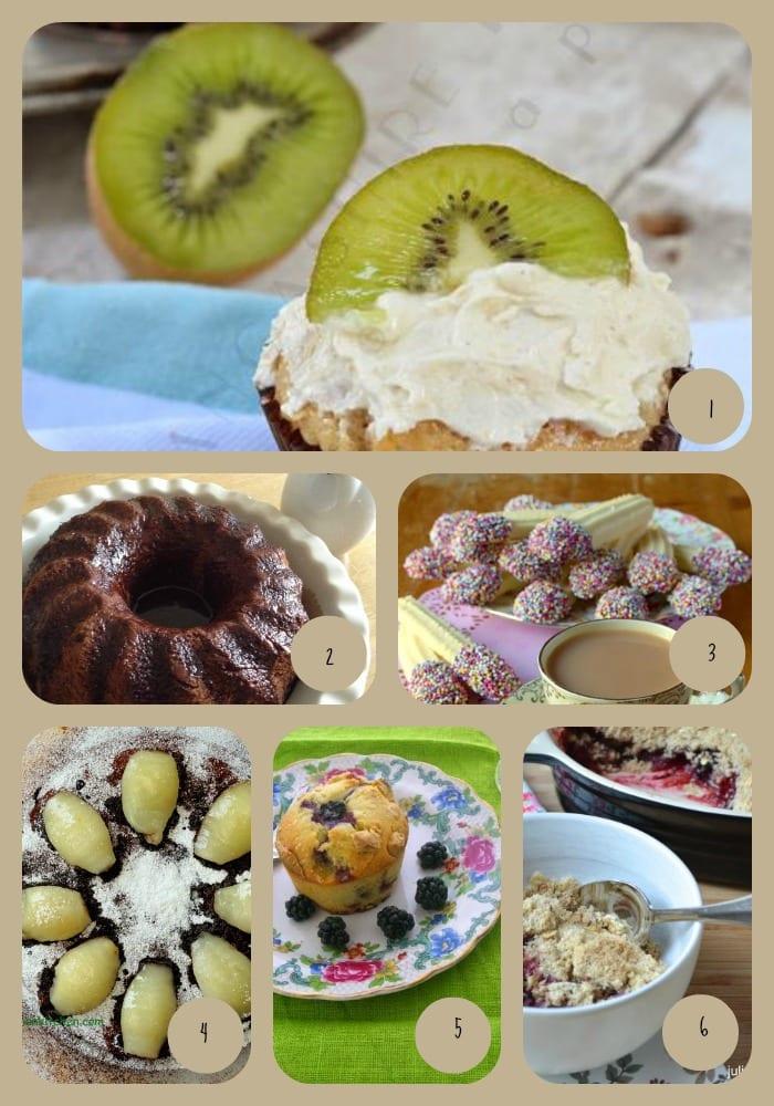 bake of the week onine baking group
