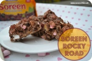 Soreen Malt Loaf Rocky Road