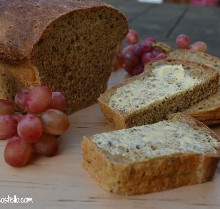 Homemade Bread with Sainsbury's