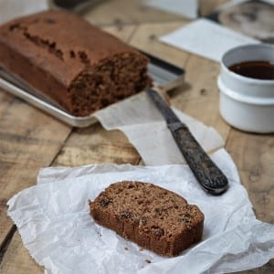 gingerbread loaf parkin