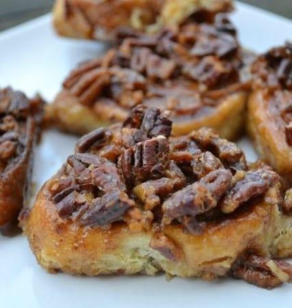 Pecan & Maple Brioche Rolls – Bake of the Week