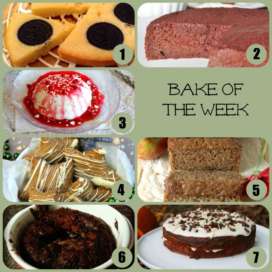 bake of the week linky