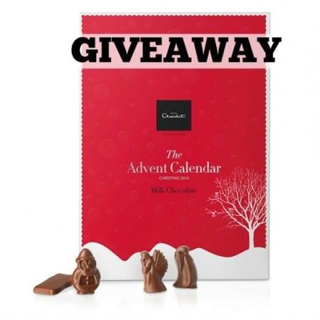 hotel chocolat giveaway