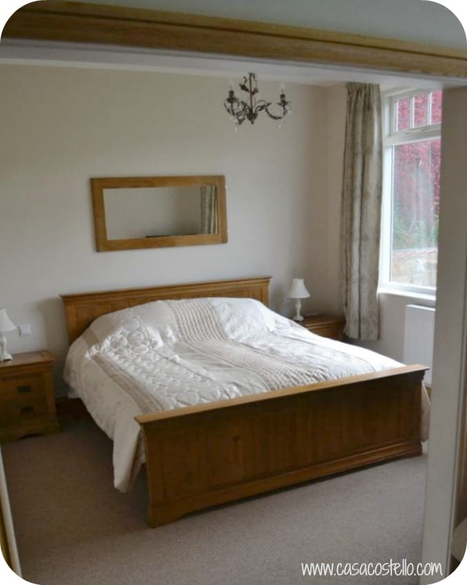bedroom ox pasture hotel review