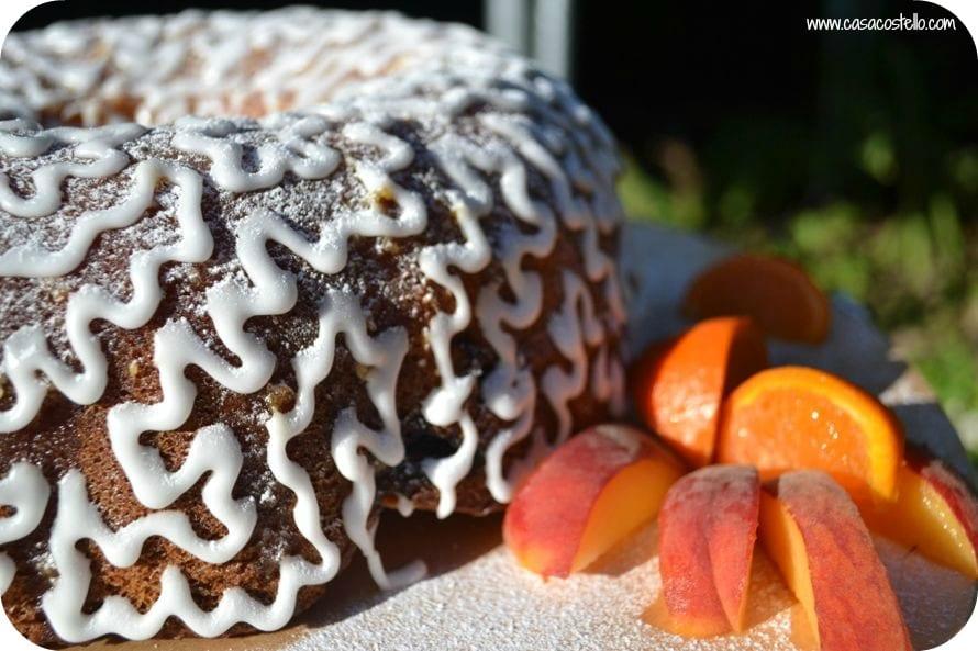 bundt sponge cake