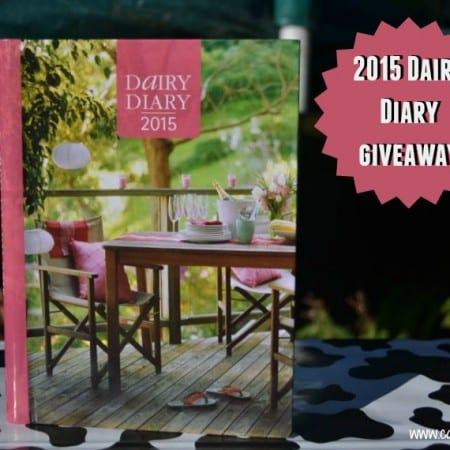 dairy diary giveaway