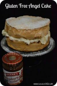 Gluten Free Angel Cake