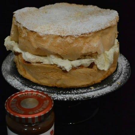 Gluten Free Angel Cake – Bake of the Week