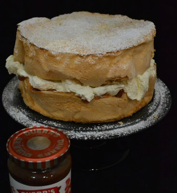 Gluten Free Angel Cake – Bake of the Week